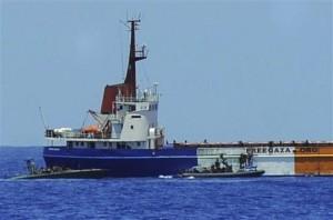 free Gaza ship